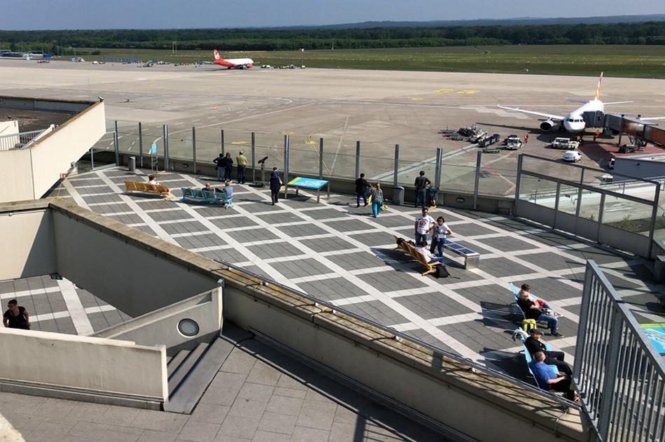 Parkeren Keulen Airport